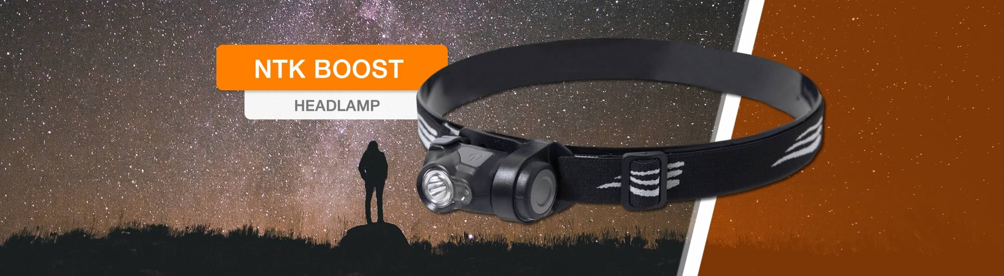 NTK Boost Headlamp