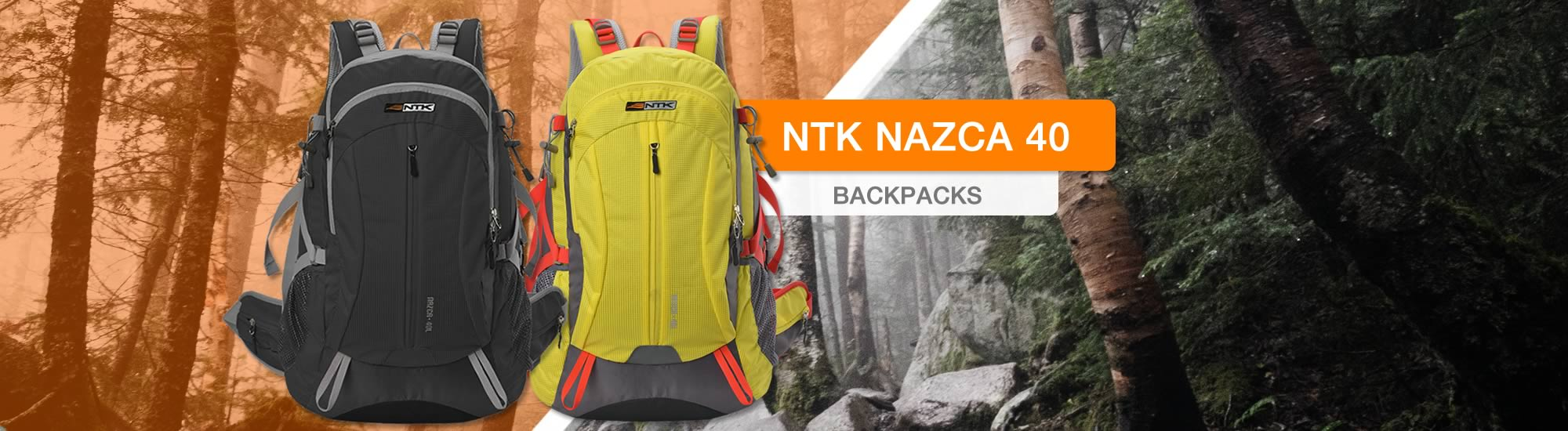 NTK Nazca 40 GT Backpack