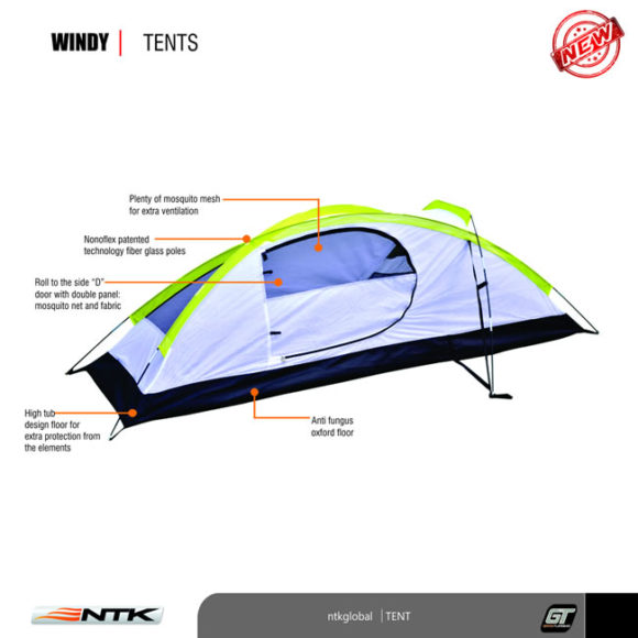 NTK Windy Tent